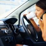 Il cervello può compensare le distrazioni alla guida?