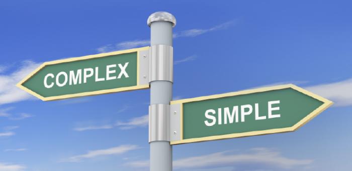 La semplificazione: un processo cognitivo (quasi sempre) utile