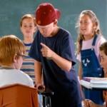 Giornata contro il bullismo a scuola