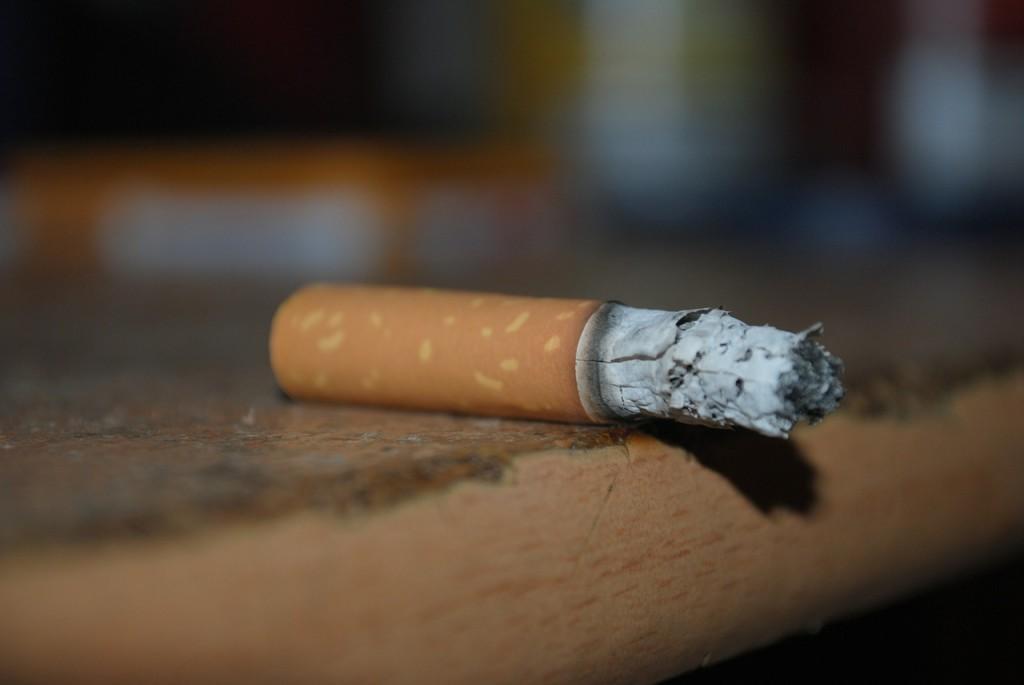 Il circuito neurale che aiuta a smettere di fumare