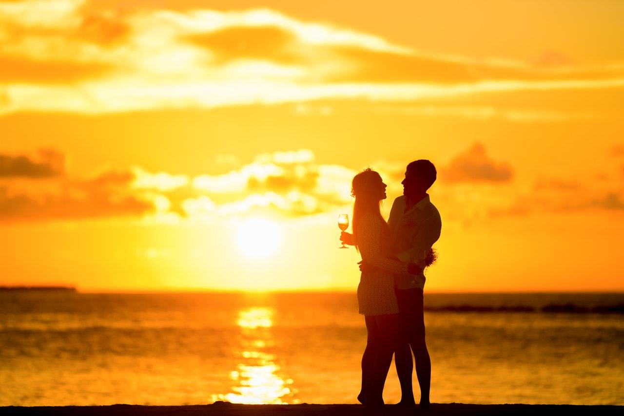 Il benessere dell'abbraccio